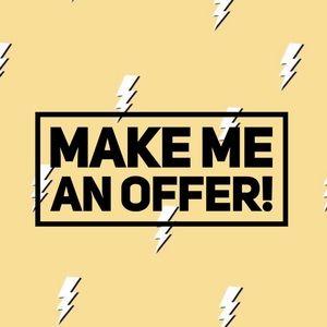 ⚡️Make an offer! ⚡️